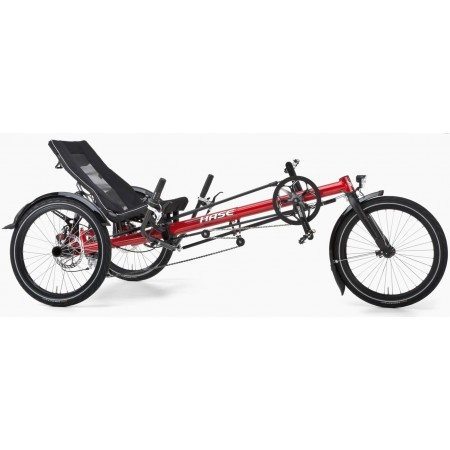 HASE Vélo couché - Kettwiesel Allround